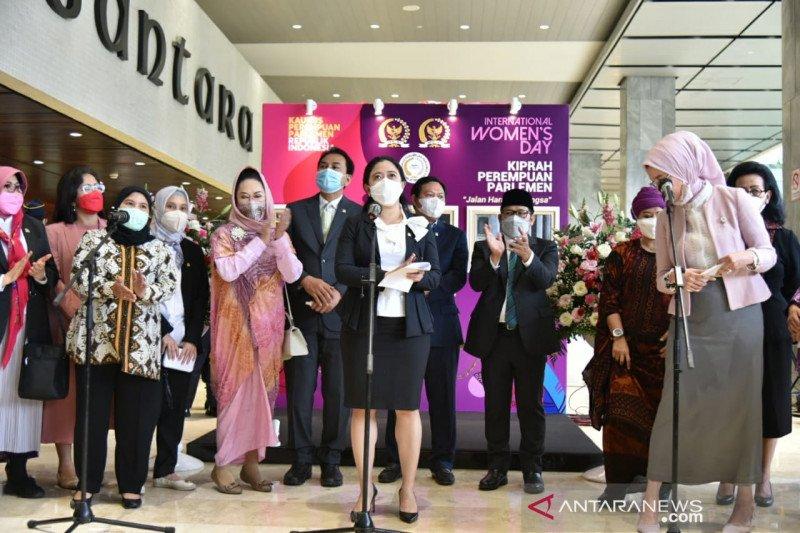 Ketua DPR Puan: Perempuan penentu kemajuan bangsa ke depan