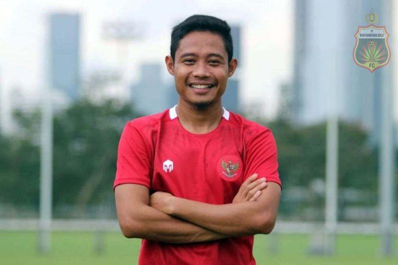 Evan Dimas Darmono kembali berseragam Bhayangkara FC