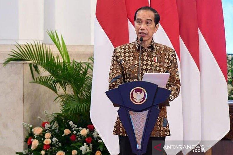 Presiden Jokowi: PMII harus jadi organisasi inovatif dan adaptif