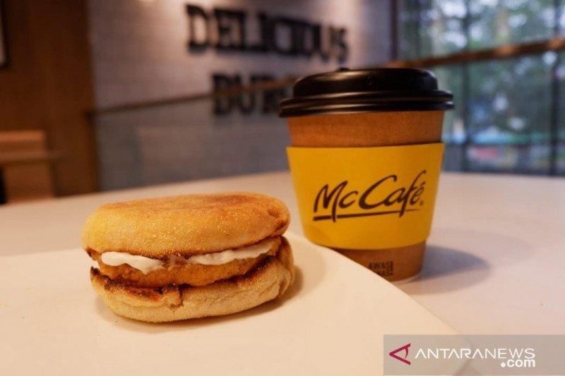 National Breakfast Day, McDonald's bagikan sarapan gratis ke nakes dan ojol