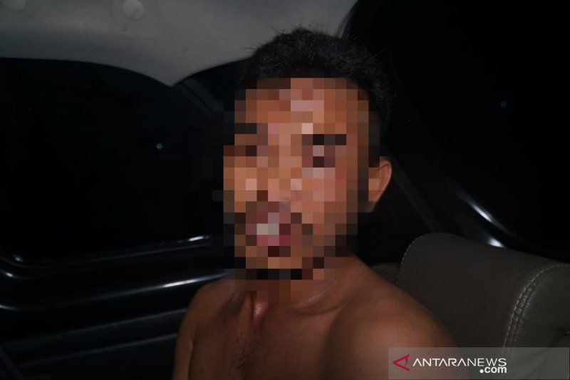 """Si Songak"" pembobol brankas PMI Lombok Barat berisi Rp653,5 juta dibekuk polisi"