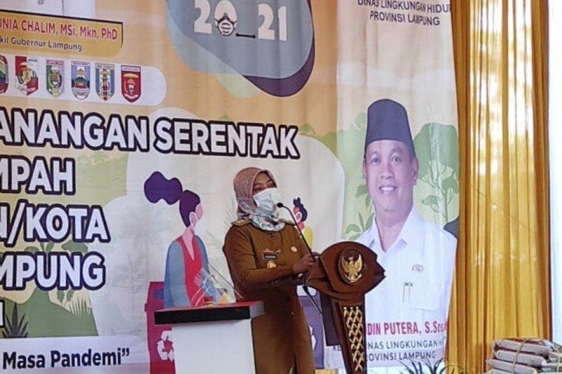 Lampung wacanakan pembangunan TPA regional tangani permasalahan sampah
