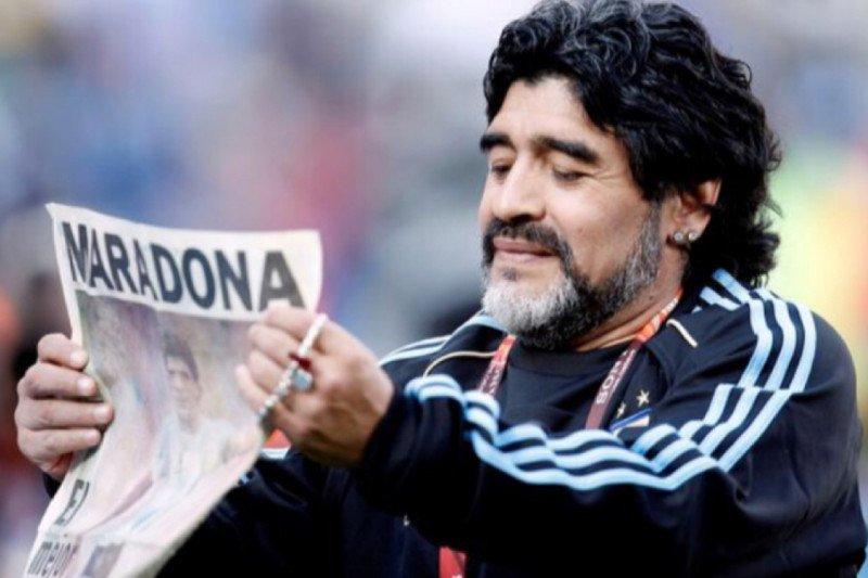 Warga Argentina tuntut keadilan atas kematian Maradona