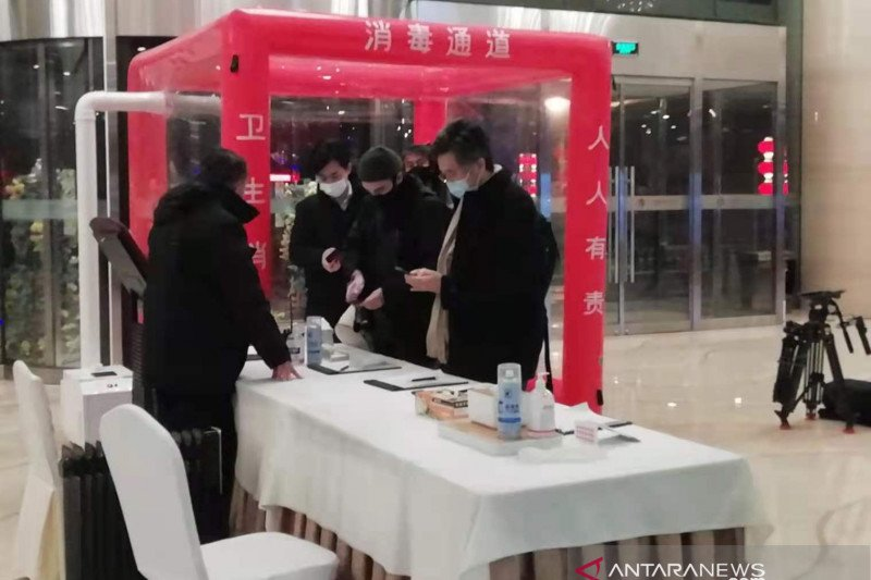 Hebat, China luncurkan kartu kesehatan internasional, bisa untuk melancong