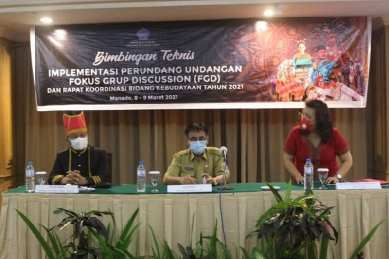 Asisten: Sulawesi Utara salah satu tempat memamerkan kedinamisan budaya
