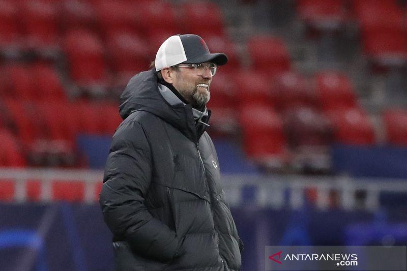 Liga Champions - Liverpool ingin kembali kalahkan Leipzig pada leg kedua