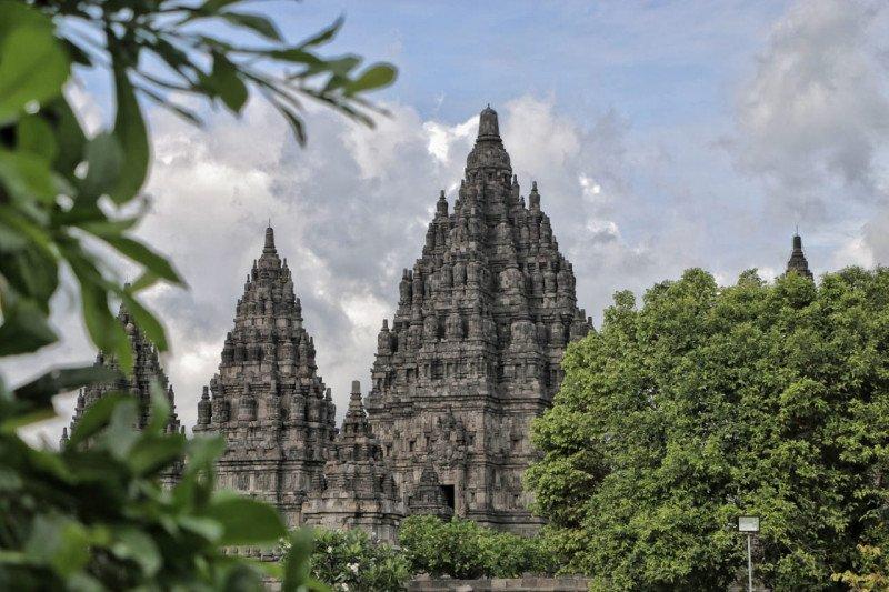 Penyekatan mempengaruhi jumlah kunjungan wisata Candi Prambanan