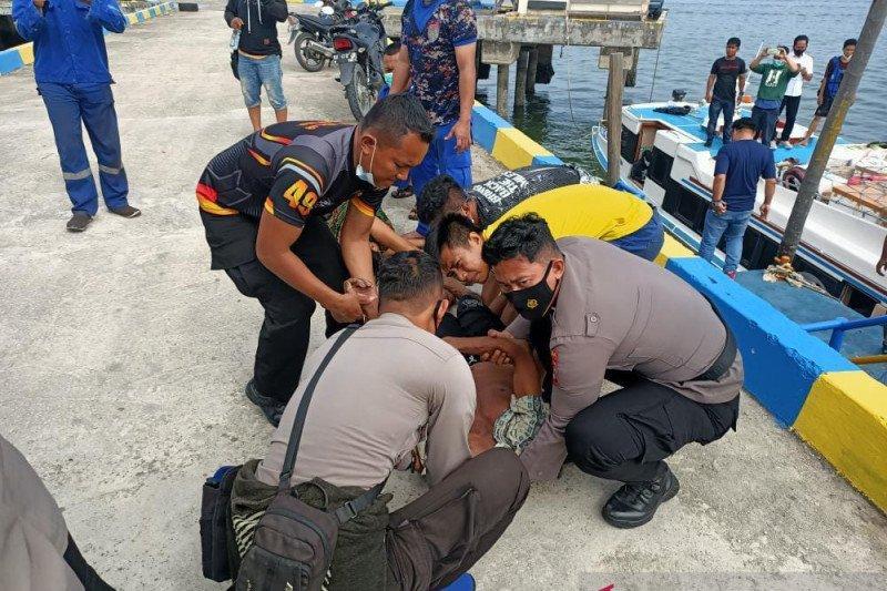 Speedboat rute Tarakan-Nunukan tabrak perahu, dua penumpang tewas