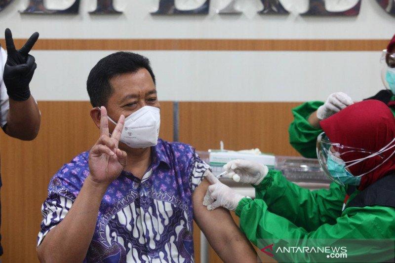 Sekda Kota Bandung terpapar COVID-19 berstatus penerima vaksin