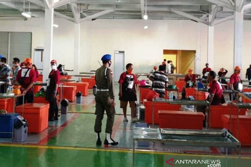 BPOM tingkatkan pengawasan  pangan berformalin di Palembang