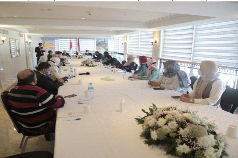 Perkuat hubungan Indonesia-Mesir, Dubes RI Lutfi Rauf resmikan KOPI