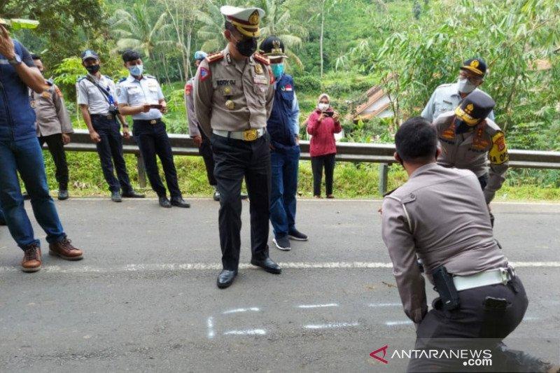 27 korban meninggal kecelakaan bus di Sumedang diidentifikasi polisi