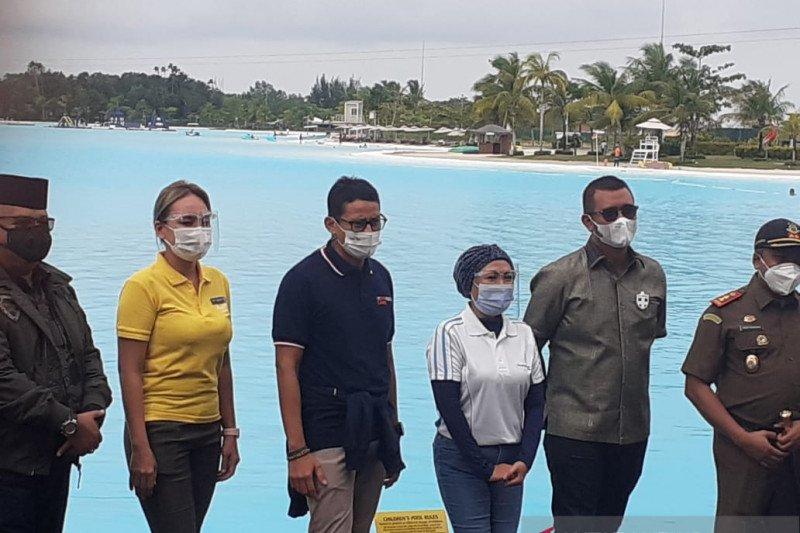 """Travel bubble"" Indonesia-Singapura akan pulihkan pariwisata"
