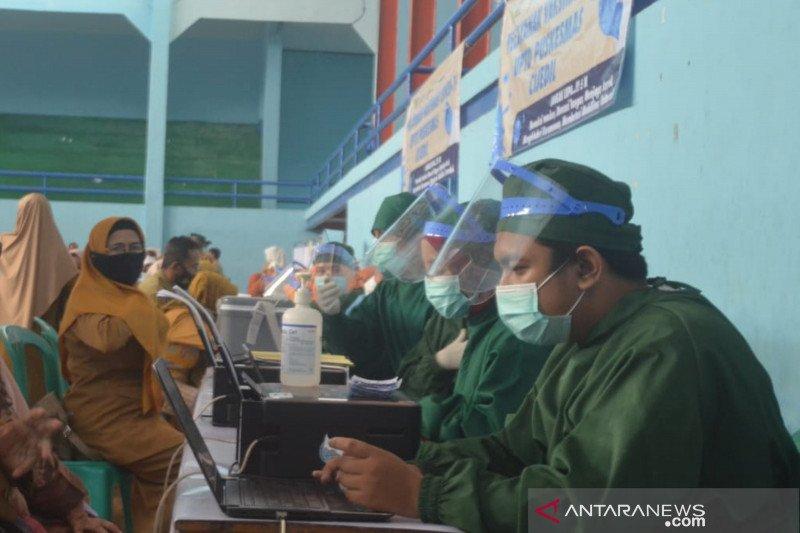Sebelum sekolah tatap muka, seluruh guru di Cianjur harus sudah divaksin