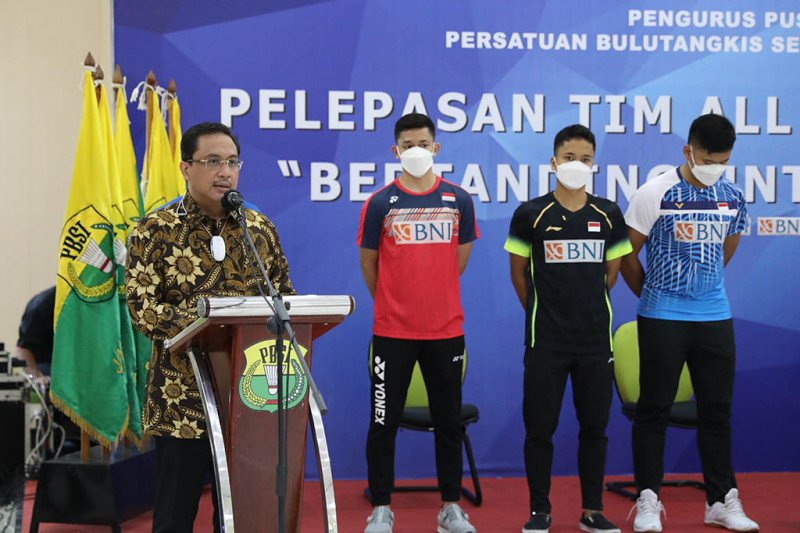 Tim Indonesia mundur dari All England karena protokol kesehatan