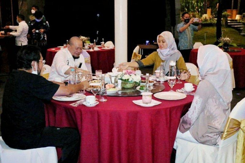 Ketua DPD RI berharap bendungan di Lampung dan Jateng rampung tahun ini