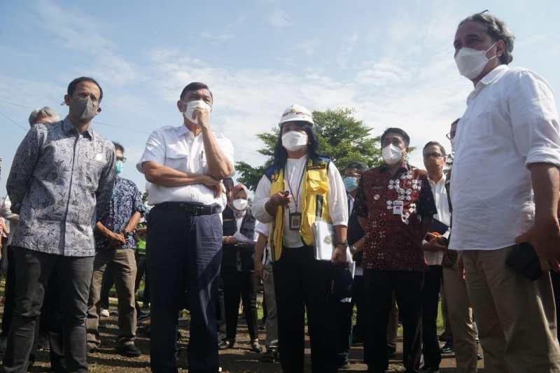 Menko: Borobudur disiapkan sebagai laboratorium konservasi cagar budaya