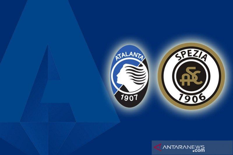 Gasak Spezia 3-1, Atalanta kembali ke empat besar klasemen