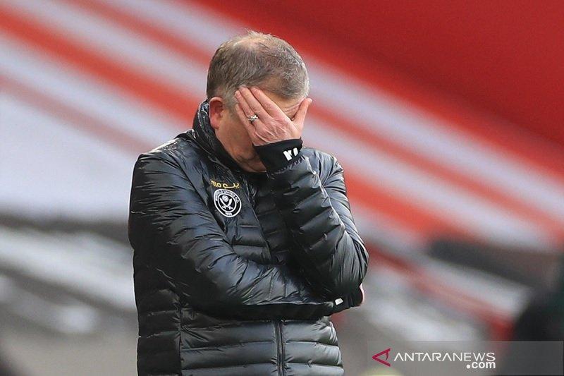 Chris Wilder  mundur dari kursi manajer Sheffield United