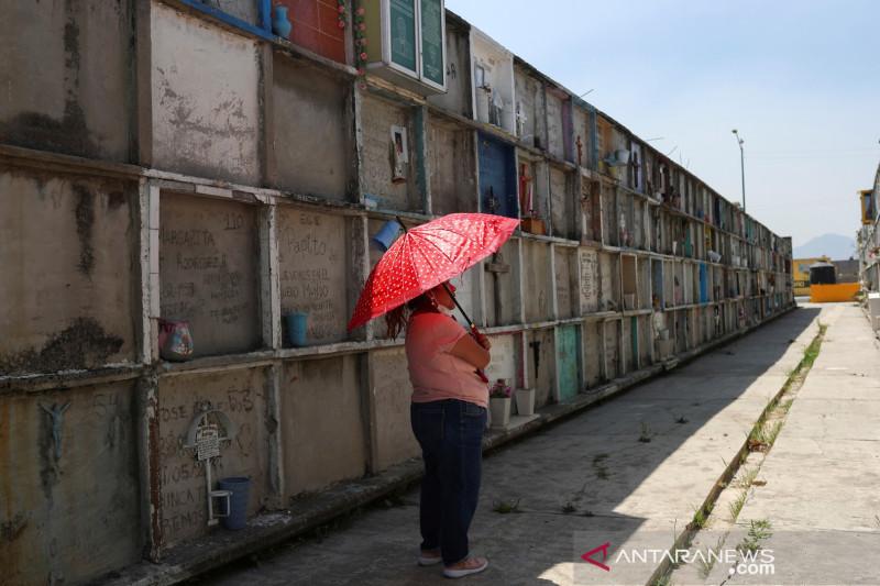 Seperempat penduduk Meksiko terinfeksi COVID-19