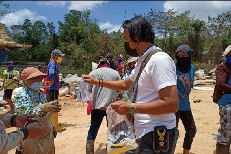 """""""Razia perut lapar"""" anggota polisi di Tanjungpinang"""