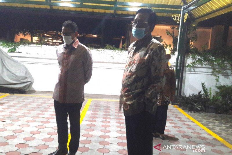 "Menparekraf : Ekonomi kreatif Yogyakarta banyak jadi ""jawara pandemi"""