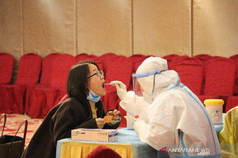 Beijing hapus aturan tes usap setelah 41 hari tanpa kasus COVID-19
