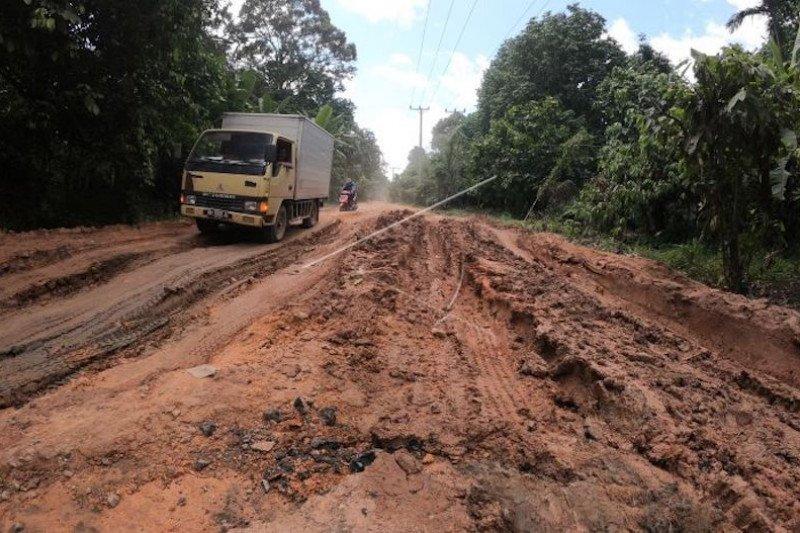 OKI siapkan Rp13 miliar perbaiki jalan rusak