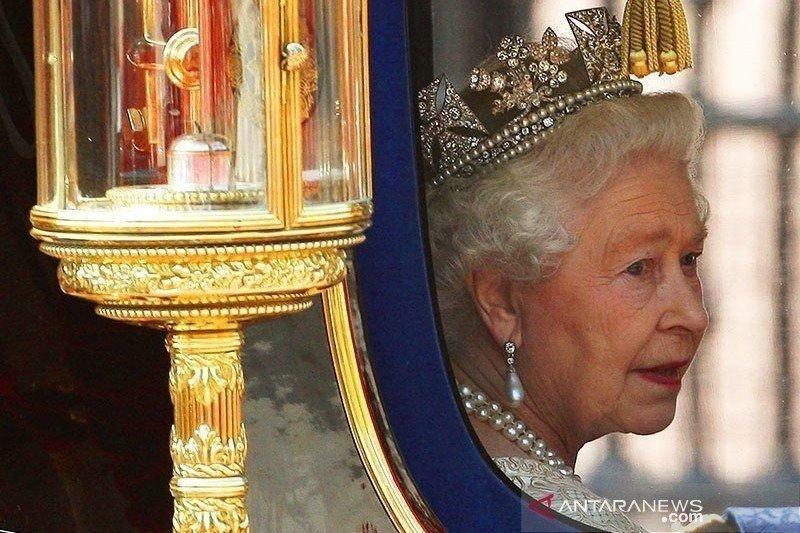 Ratu Elizabeth peringati HUT ke-95 tanpa perayaan publik