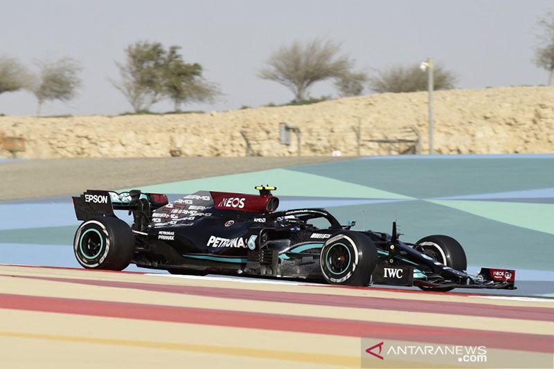 Mercedes siapkan serangan maksimum di trek kandang  tim Red Bull