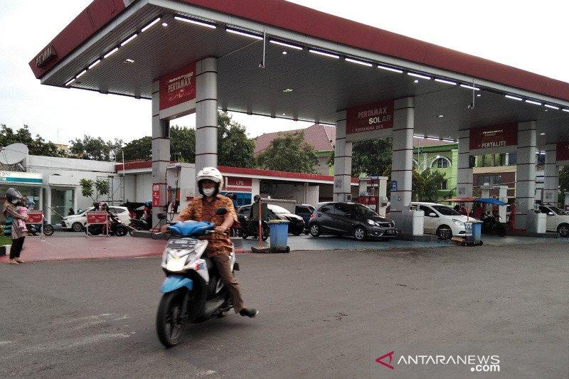Pertamina menjamin ketersediaan BBM selama Lebaran di Jateng-Yogyakarta