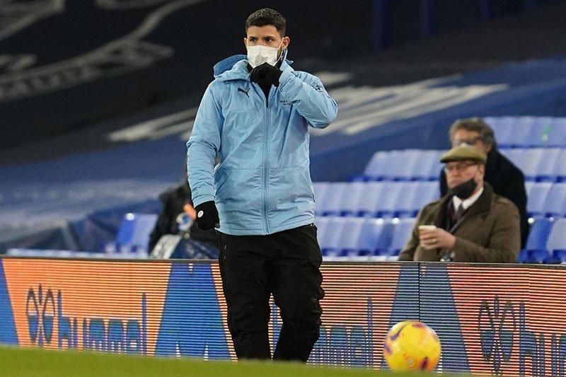 Sergio Aguero akhirnya buka suara terkait rumor pindah ke Barcelona