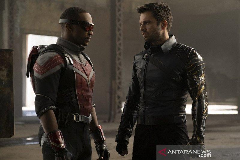 """""""The Falcon and the Winter Soldier"""" menjanjikan kisah baru penuh aksi"""