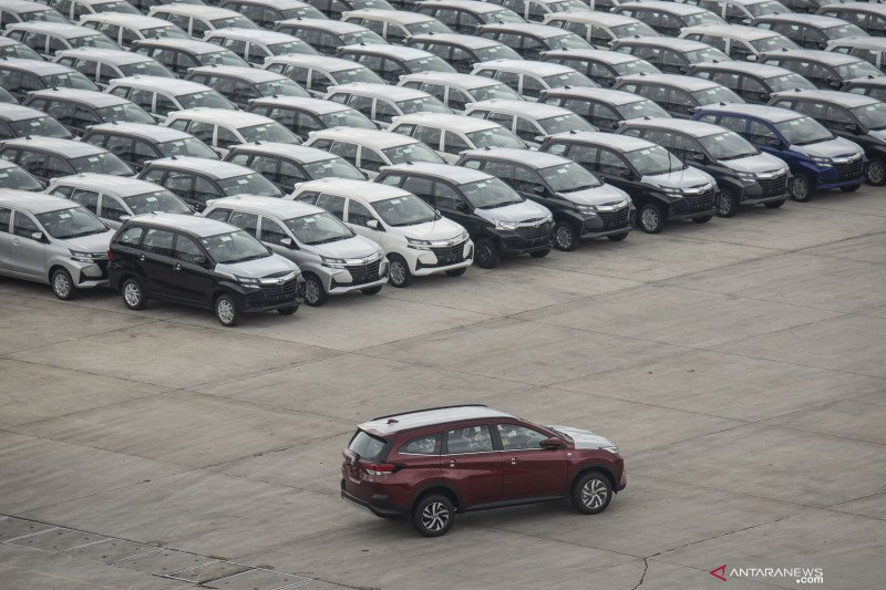 Penjualan mobil April 2021 naik 227 persen imbas insentif PPnBM