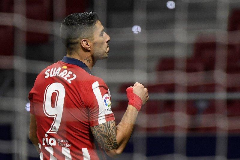 Luis Suarez dan Joao Felix diyakini bakal bobol Chelsea, kata Pelatih Atletico