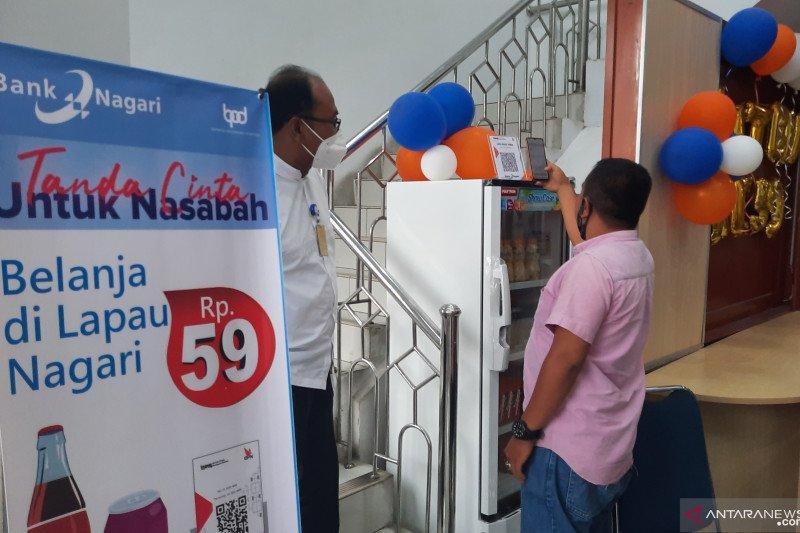 Digitalisasi Layanan, Jurus Ampuh Bank Nagari hadapi Pandemi COVID-19