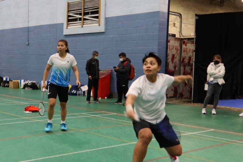 Jelang Olimpiade,  Greysia/Apriyani latih tanding lawan ganda putra