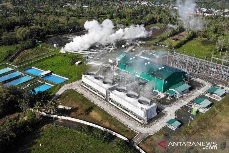 Produksi listrik panas bumi Pertamina lampaui target, capai 4.618 GWh