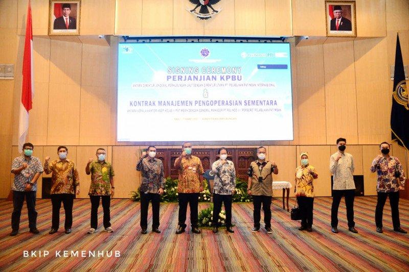 PT Pelabuhan Patimban Internasional resmi kelola Pelabuhan Patimban Subang