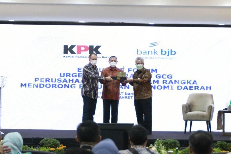 Ketua KPK beri pembekalan untuk Bank BJB terkait pemberantasan korupsi