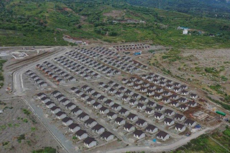 Kementerian PUPR selesaikan 630 huntap tahap 1A di Sulteng