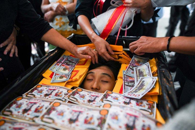 Lagi, militer Myanmar tembaki pengunjuk rasa, 13 orang tewas
