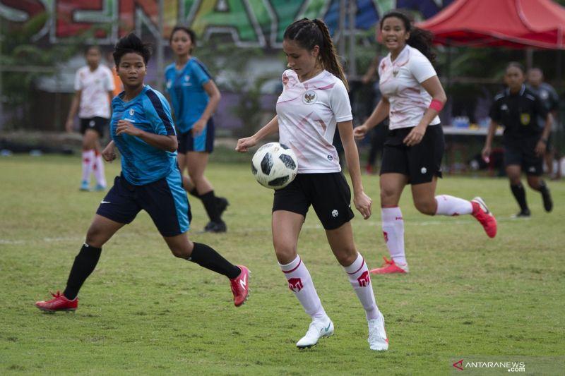 Pelatih Rudi Eka: ritme permainan timnas putri perlu ditingkatkan