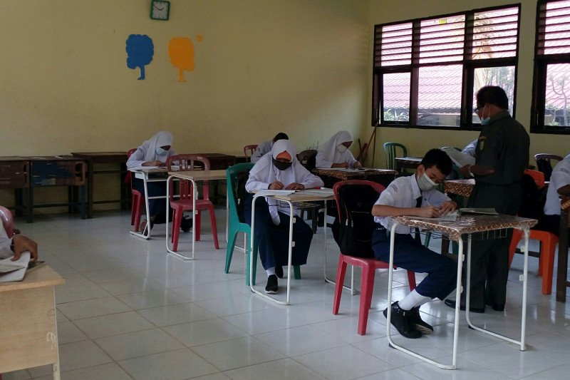 Nihil COVID-19, Disdik Pekanbaru perluas sekolah tatap muka
