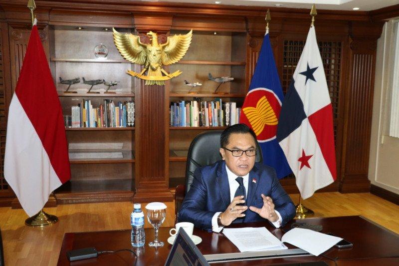 Dubes RI dan Wali Kota Bogor dorong ekspor produk Indonesia ke Panama