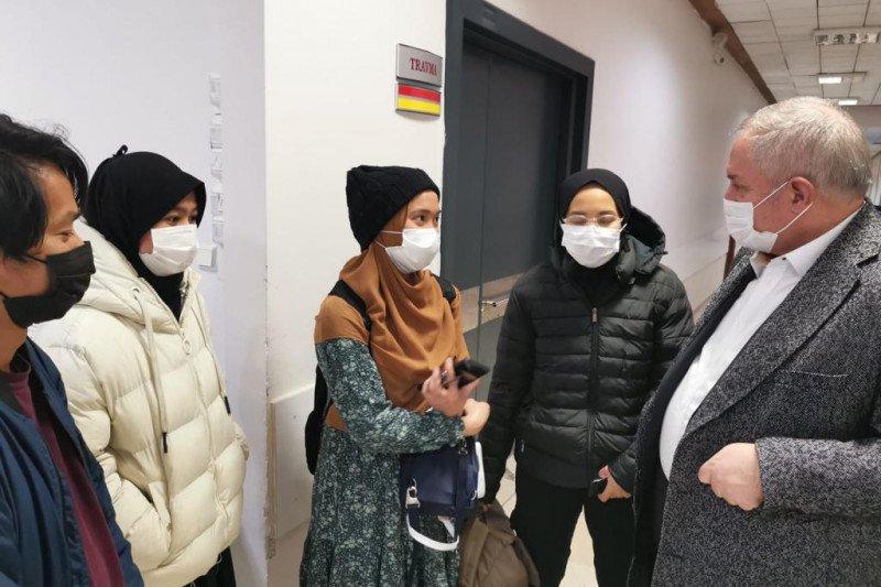 Kecelakaan bus di Turki, empat WNI jalani operasi di rumah sakit