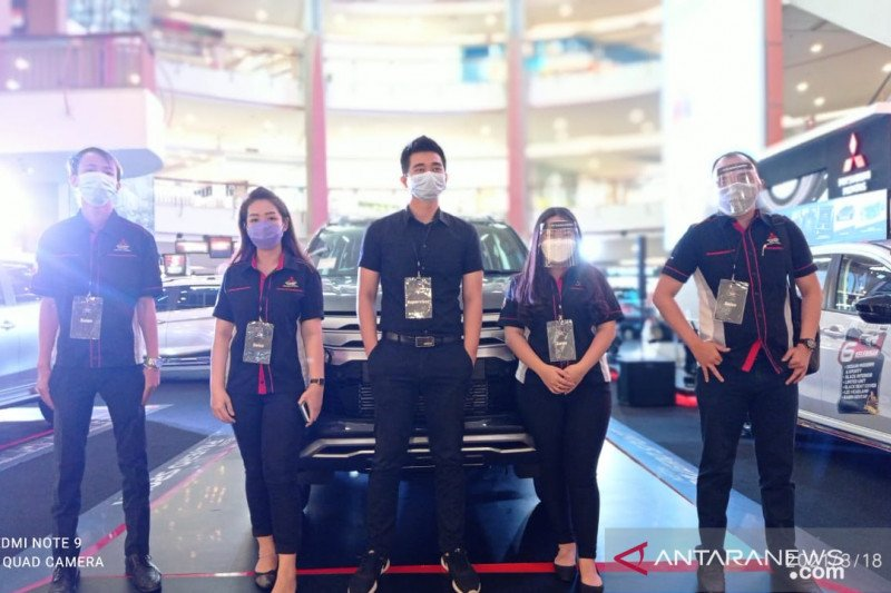 New Pajero Sport hadir di Mal Kelapa Gading