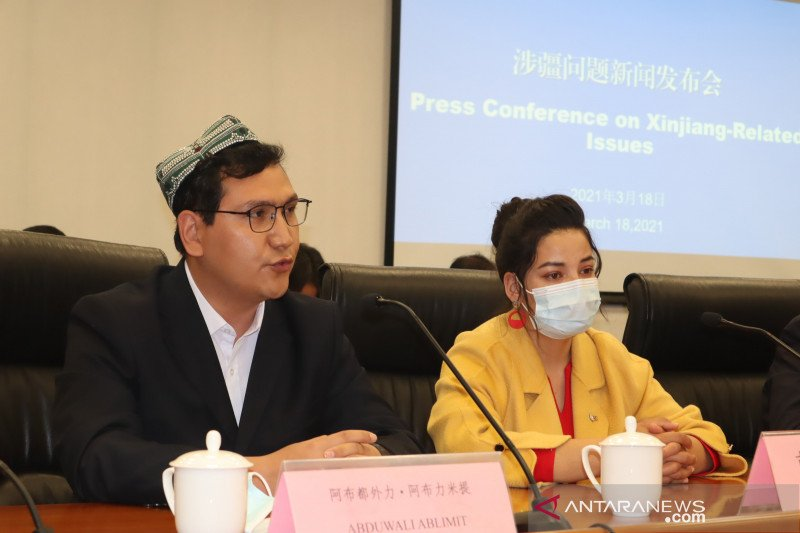 Komunitas Muslim Uighur undang media global kunjungi Xinjiang