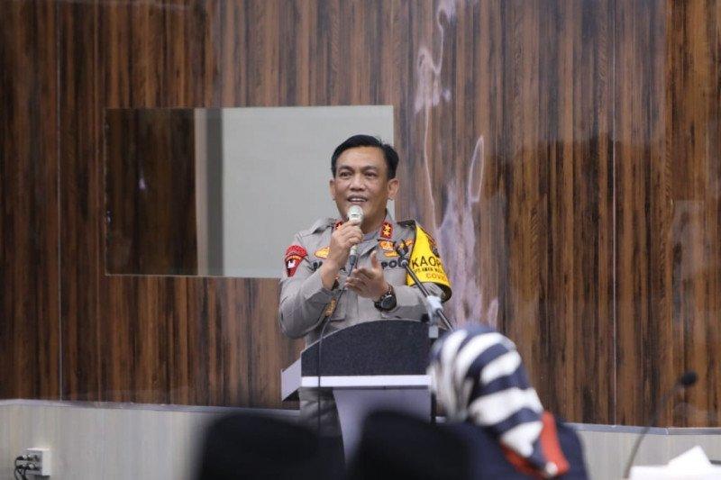 Polda Sumatera Utara perketat penerapan PPKM cegah penyebaran COVID-19