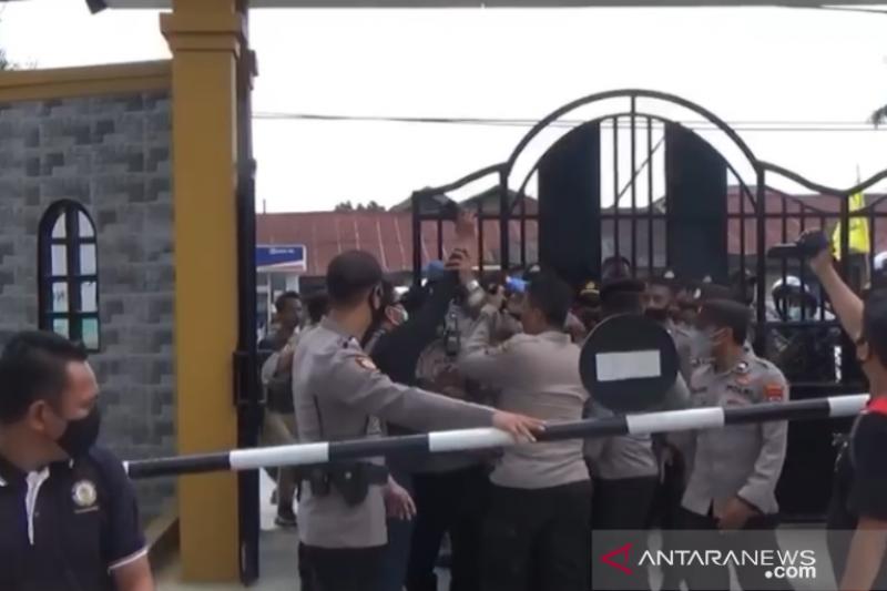 IJTI Sultra desak Kapolda tindak tegas oknum polisi diduga pemukul wartawan